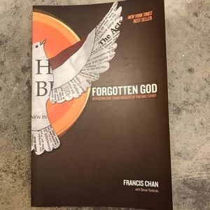 Other - Forgotten God - Francis Chan